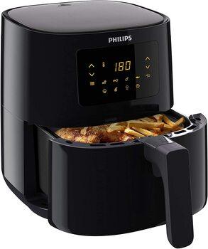 Philips HD9252/90 Air fryer Compact Noir
