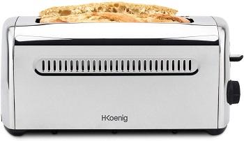 H. KOENIG Grille-Pain Toaster Spécial Baguette