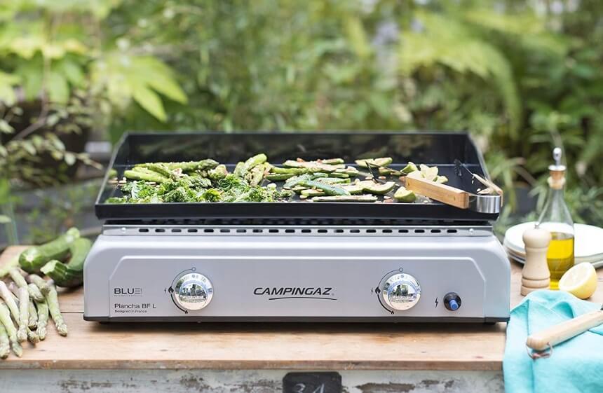 Les 10 Meilleures Planchas Électriques: Plaques De Cuisson Pour Des Barbecues