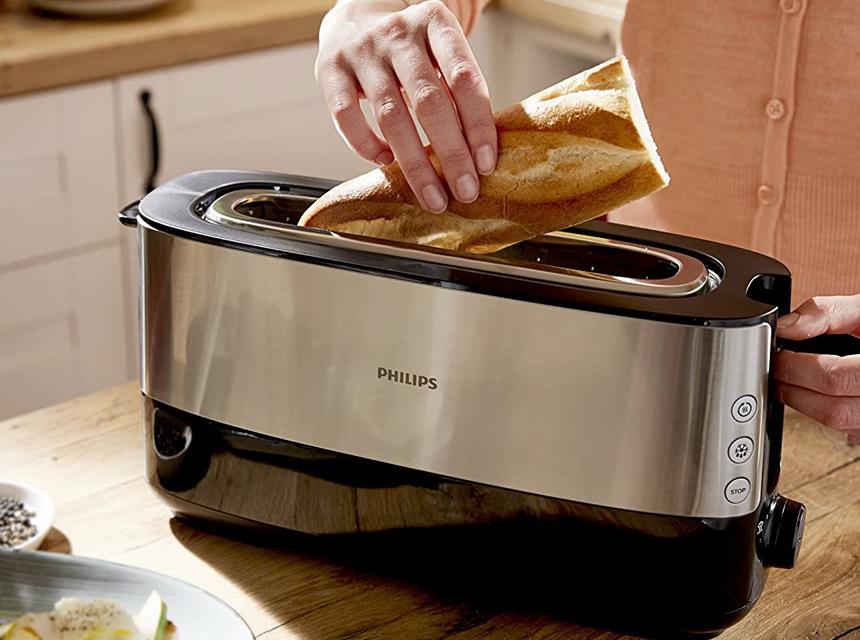 Les 10 Meilleurs Grille-Pains: Les Toasters Pour Un Petit Déjeuner Idéal