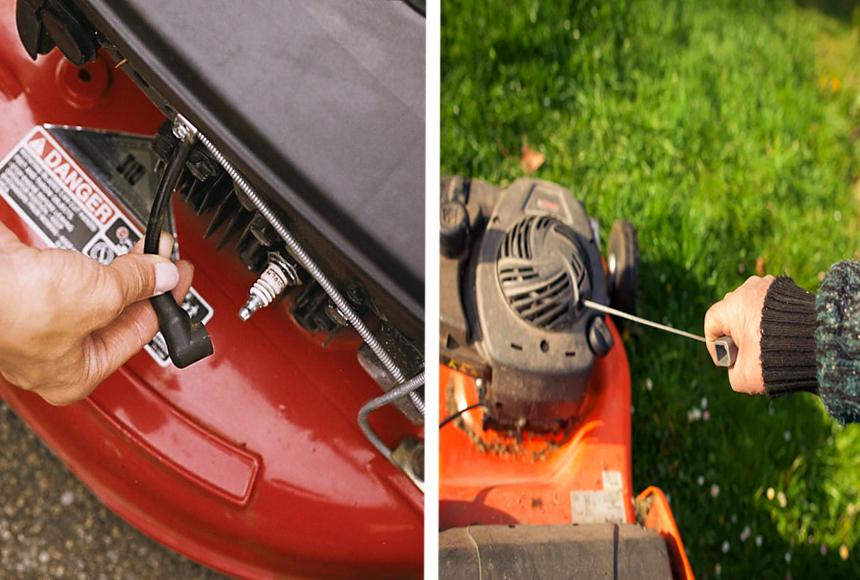 Quelle est la différence entre la tondeuse à moteur 2 temps et 4 temps ?